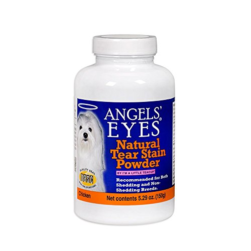 Best Natural Tear Stain Remover For Dogs